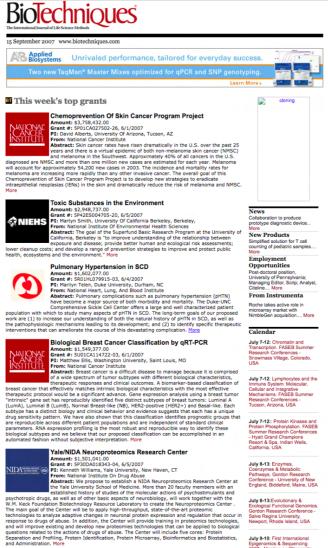 biotechniques-newsletter